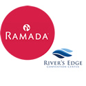 Ramada Columbus and Rivers Edge Convention Center Logo